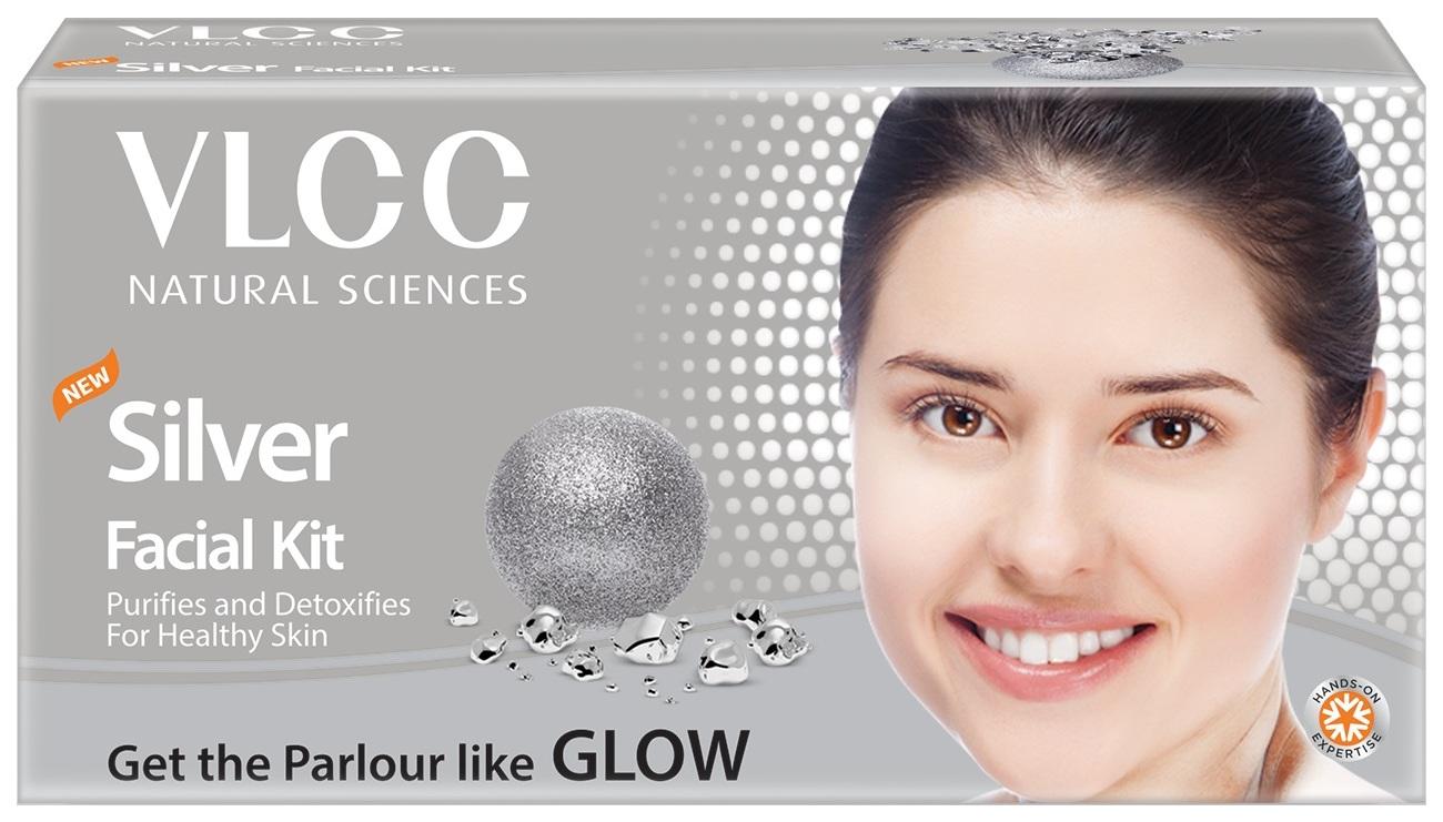 Набор косметики для лица VLCC Серебряный 60 г