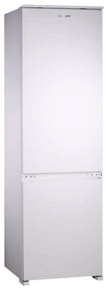 Встраиваемый холодильник SHIVAKI BMRI 1773 White