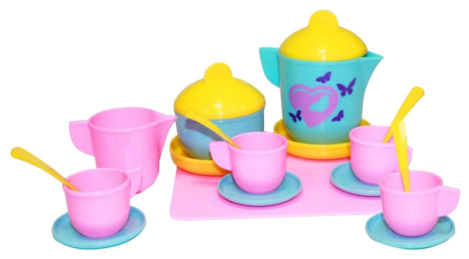 Игровой набор посуды Плэйдорадо Праздник