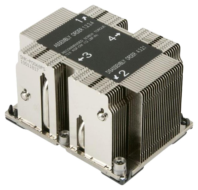 Кулер для процессора Supermicro SNK P0068PS