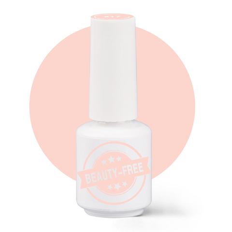 Купить Гель-лак BEAUTY-FREE песочно-розовый №17 8 мл