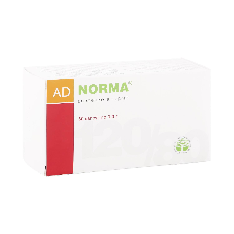 АД Норма капсулы 0,3 г 60 шт.