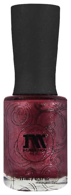Купить Лак для ногтей Masura Магнитный Жемчуг Вишневая Жемчужина 11 мл