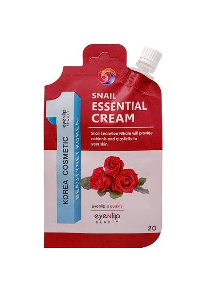 Крем для лица Eyenlip Snail Essential Cream