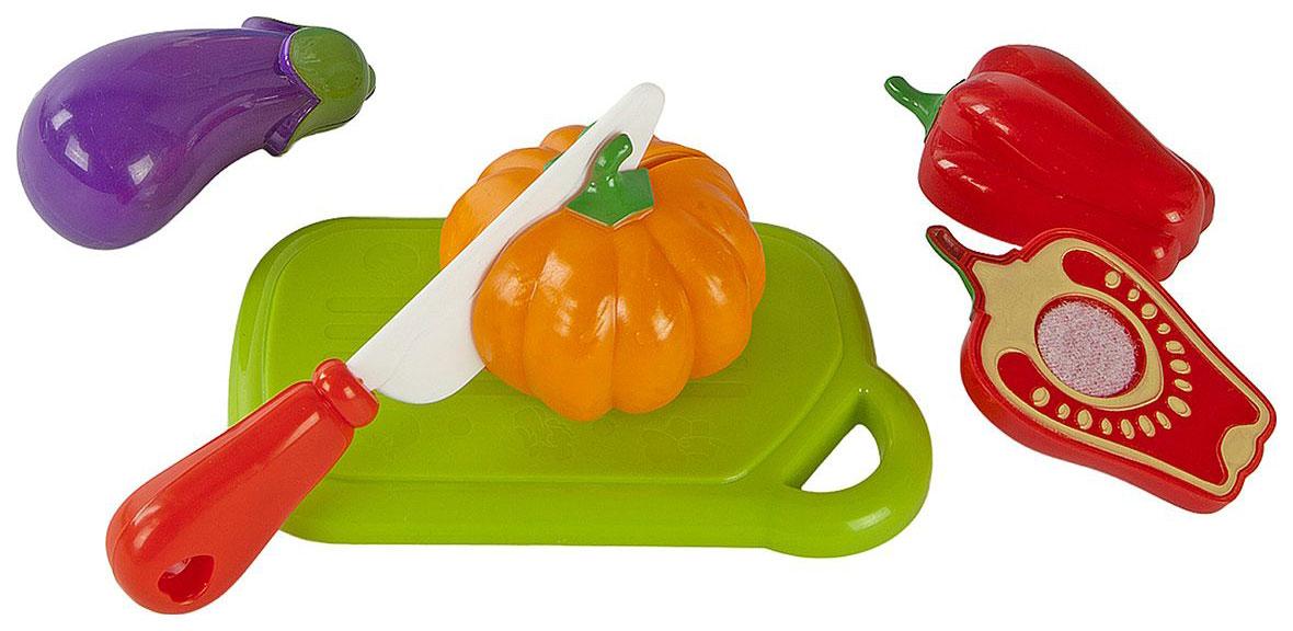 Набор овощей игрушечный Mary Poppins Овощи 453042