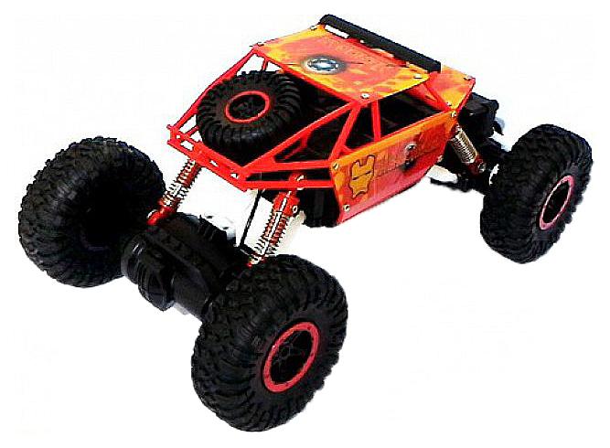 Купить Радиоуправляемая машинка HuangBo Toys Краулер 4WD 1:18, Радиоуправляемые машинки