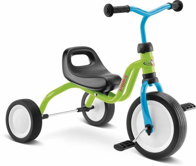 Купить Трехколесный велосипед Puky Fitsch 2518 kiwi синий, Детские трехколесные велосипеды