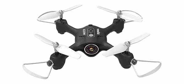 Купить Радиоуправляемый квадрокоптер Syma X23W FPV Wi-Fi, Квадрокоптеры для детей