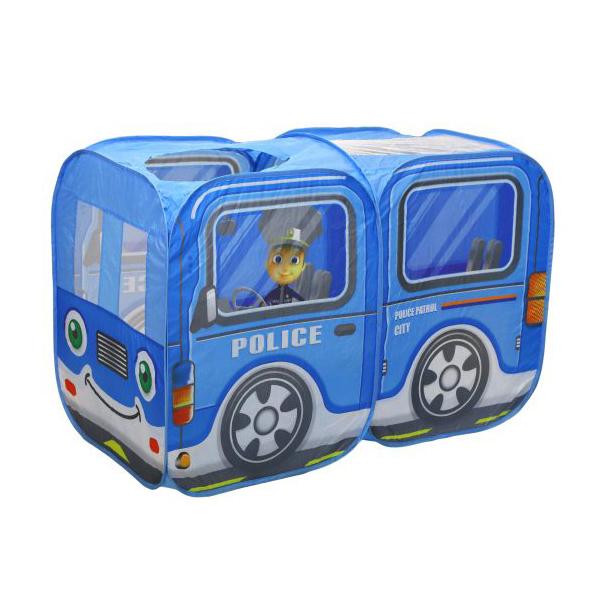 Палатка игровая НАША ИГРУШКА Полицейская машина