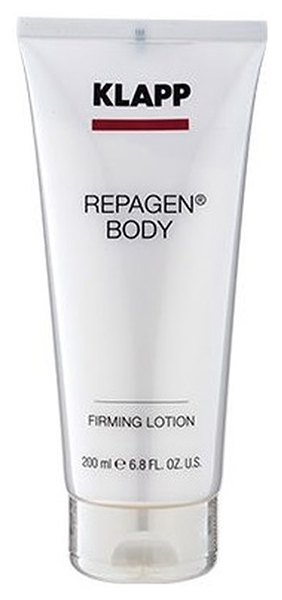 Лосьон для тела KLAPP Repagen Body Firming Lotion
