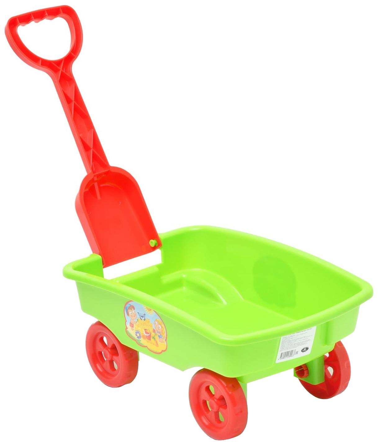 Купить Тележка игрушечная Zebratoys 15-11017, Детские тележки для супермаркета