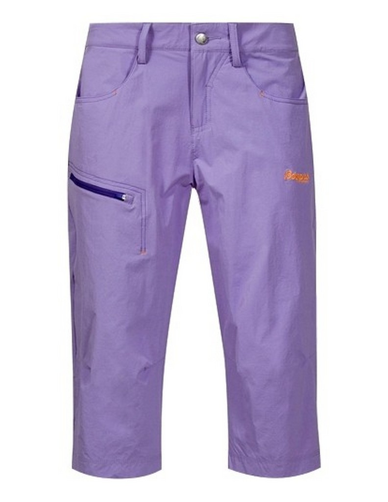 Спортивные шорты женские Bergans Moa Pirate, soft