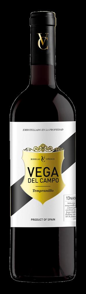 Вино Vega del Campo Tempranillo фото