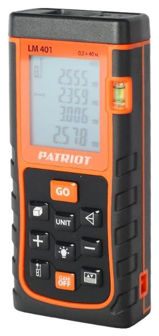 лазерный дальномер Patriot LM 401