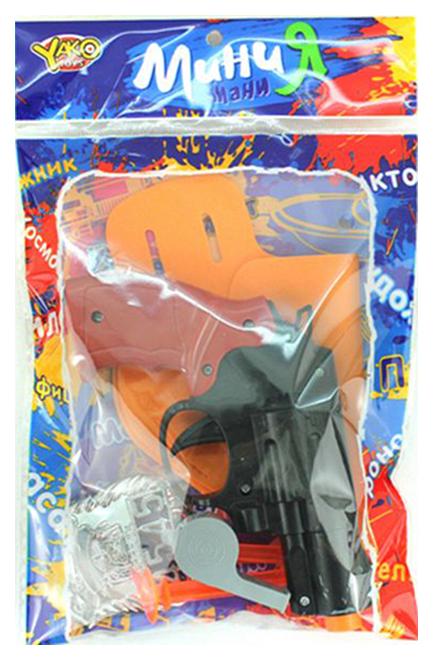 Купить Набор полицейского Yako Toys МиниМаниЯ М6086, Детские наборы полицейского