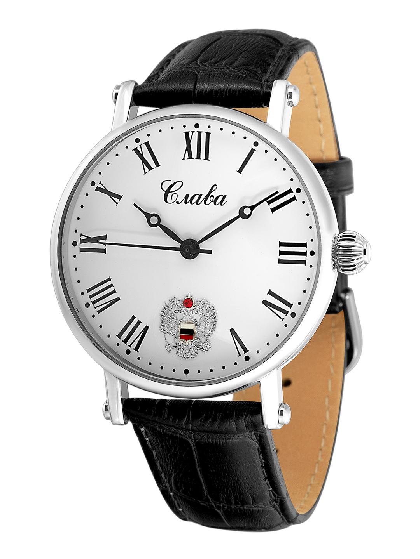 Наручные механические часы Слава Премьер 8091680/300-2409.В