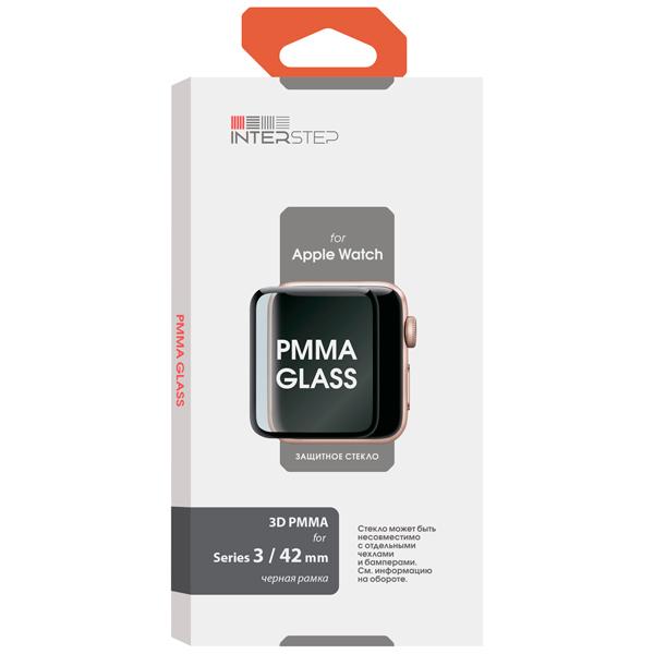 Стекло InterStep 3D PMMA для Apple Watch
