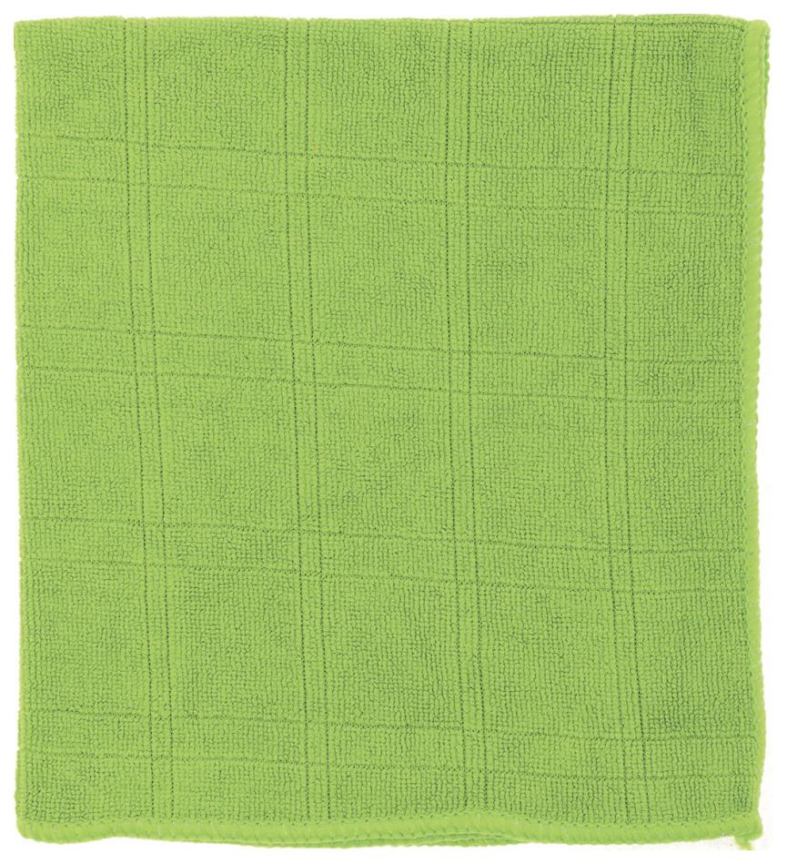 Салфетка Elfe Из микрофибры для кухни 350*400 мм Зеленый
