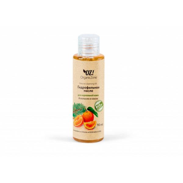 Гидрофильное масло для нормальной кожи Organic Zone \