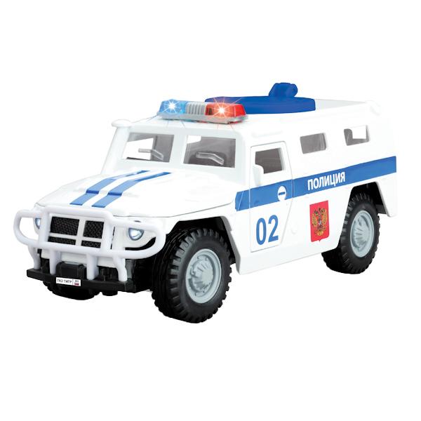 Полицейская Машинка Технопарк ГАЗ - Тигр Полиция