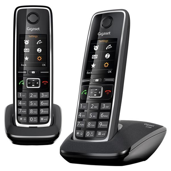 Телефон DECT Gigaset C530 DUO