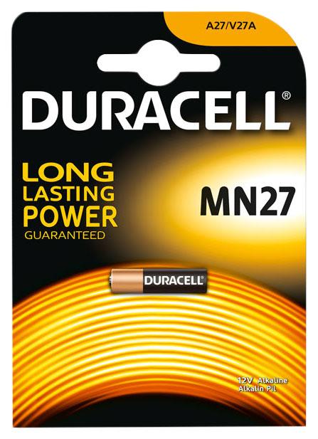Батарейка Duracell Professional MN 27 1 шт