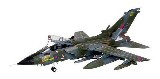 Набор самолета model set tornado gr. mk. 1 raf
