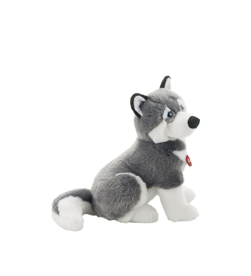 Мягкая игрушка Trudi Лайка Маркус, 45 см сидячая