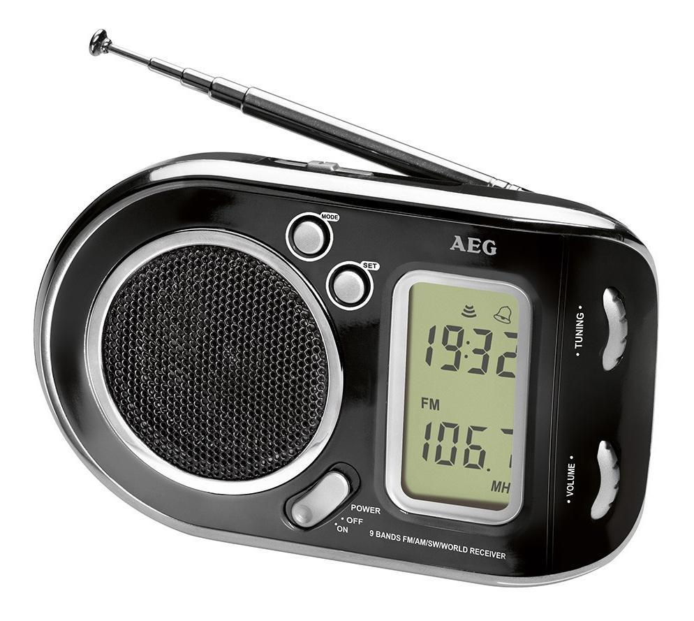 Радиоприемник AEG 400468