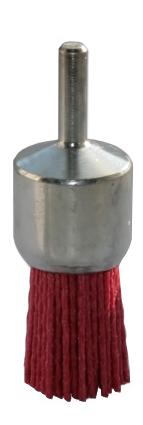 Кистеобразная кордщетка для дрелей, шуруповертов Практика 773-477, кистеобразная кордщетка для дрелей, шуруповертов 773-477
