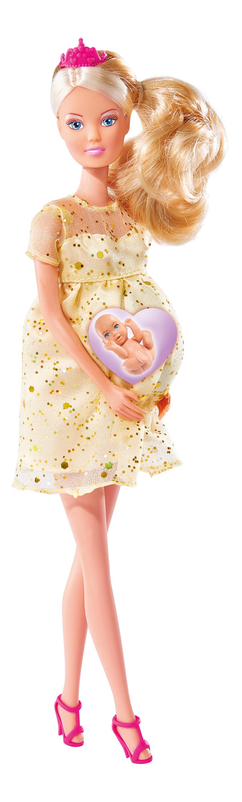 Кукла Simba Штеффи беременная королевский набор 29 см