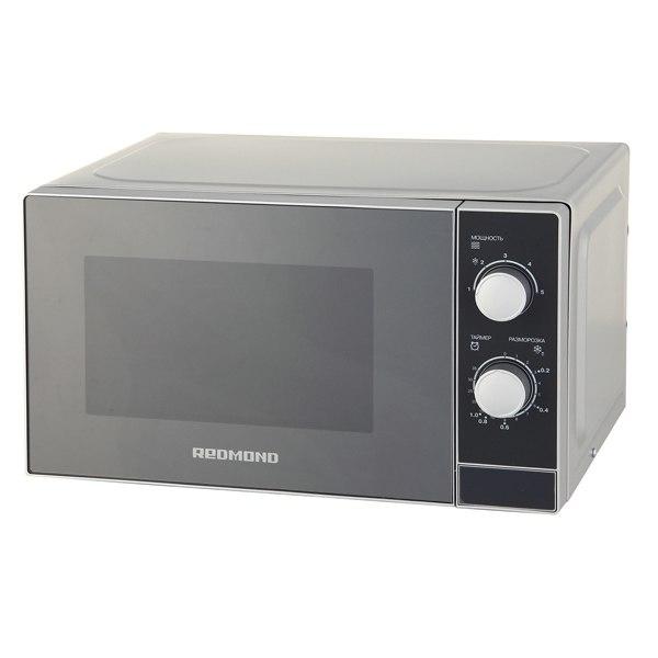 Микроволновая печь соло REDMOND RM 2001 black