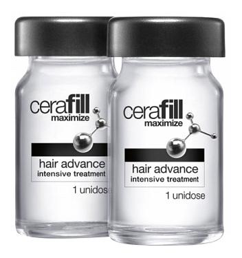 Ампулы для волос Redken Cerafill Maximize Аминексил