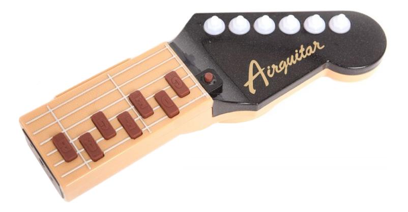 Гитара игрушечная Bradex Гитара лазерная фото