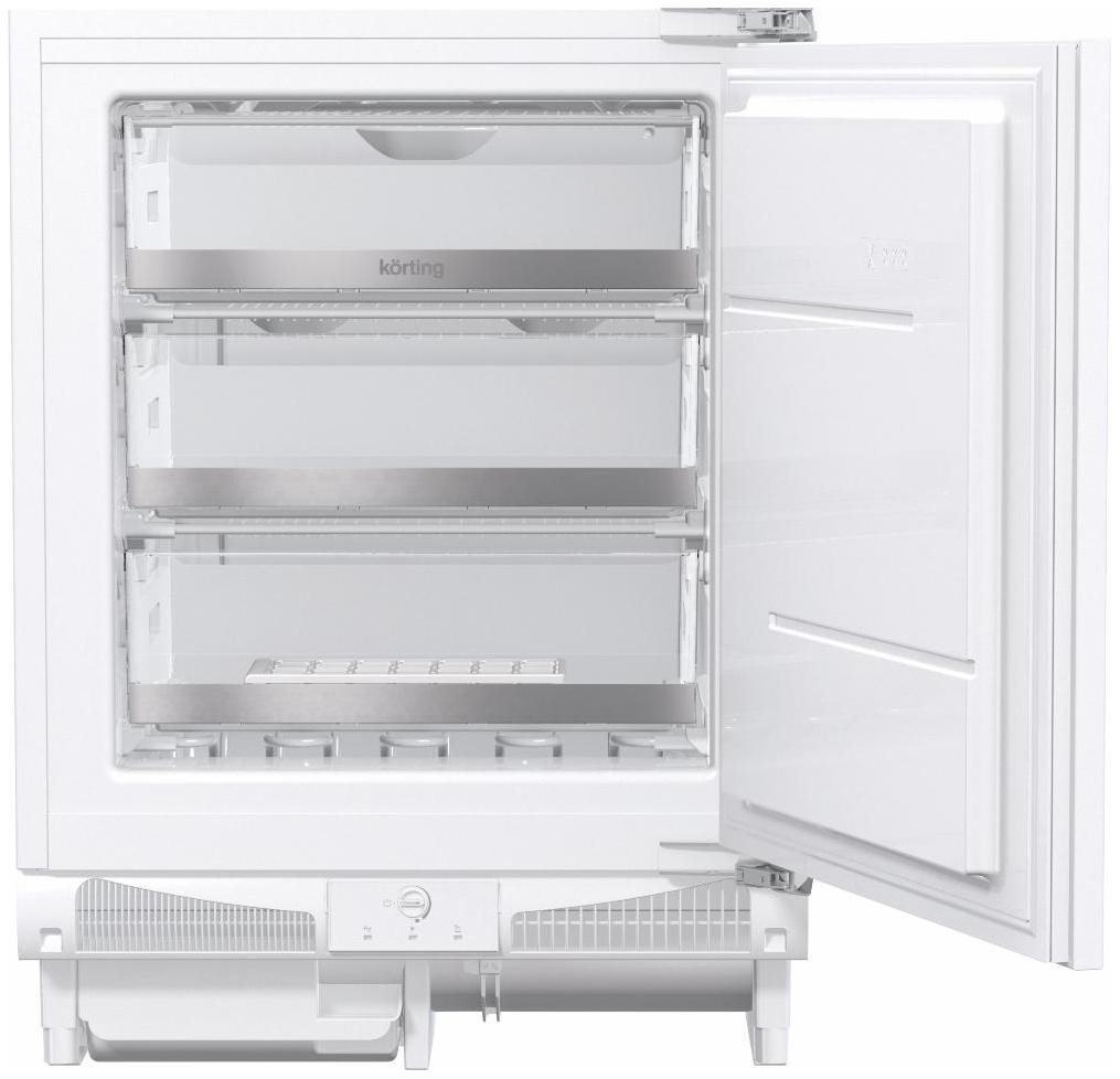 Встраиваемая морозильная камера Korting KSI 8259