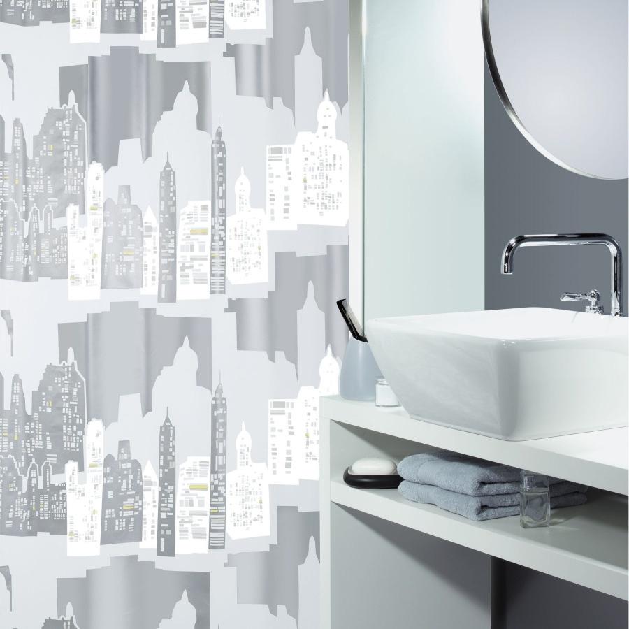 Штора для ванной Spirella Skyline 1011572