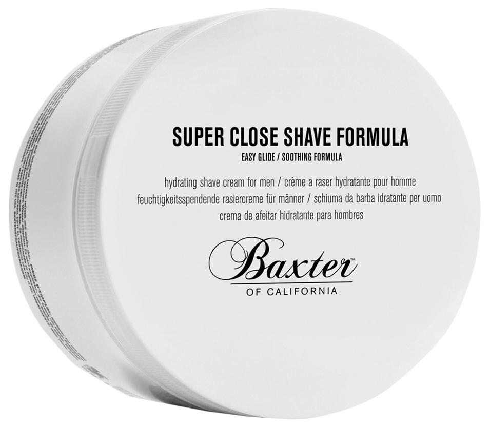Крем для бритья Baxter of California Super Close Shave Formula 240 мл