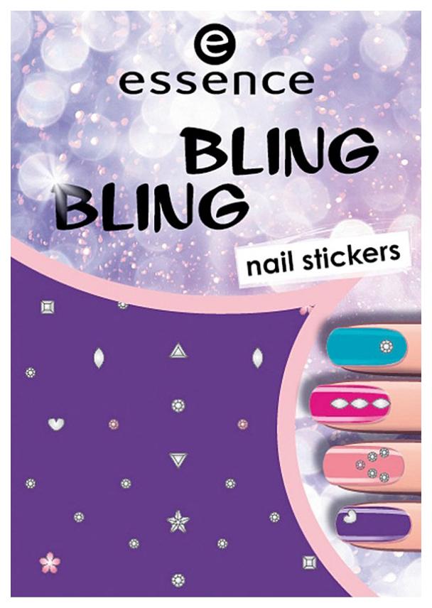 Наклейка для ногтей essence Nail Art Sticker