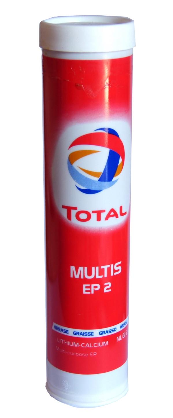 Консистентная смазка Total 160804 multis EP