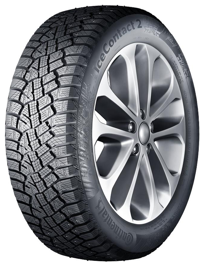 Шины Continental IceContact 2 225/55 R16 KD 99T XL