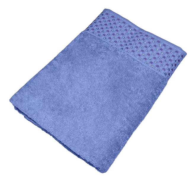 Банное полотенце Aisha фиолетовый