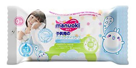 Купить Детские влажные салфетки Organyc Baby влажные 60 шт., Corman