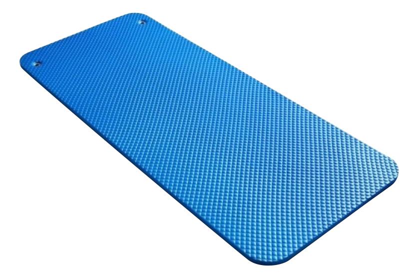 Коврик для фитнеса ALEX DY-ЕМ-206 синий 15 мм