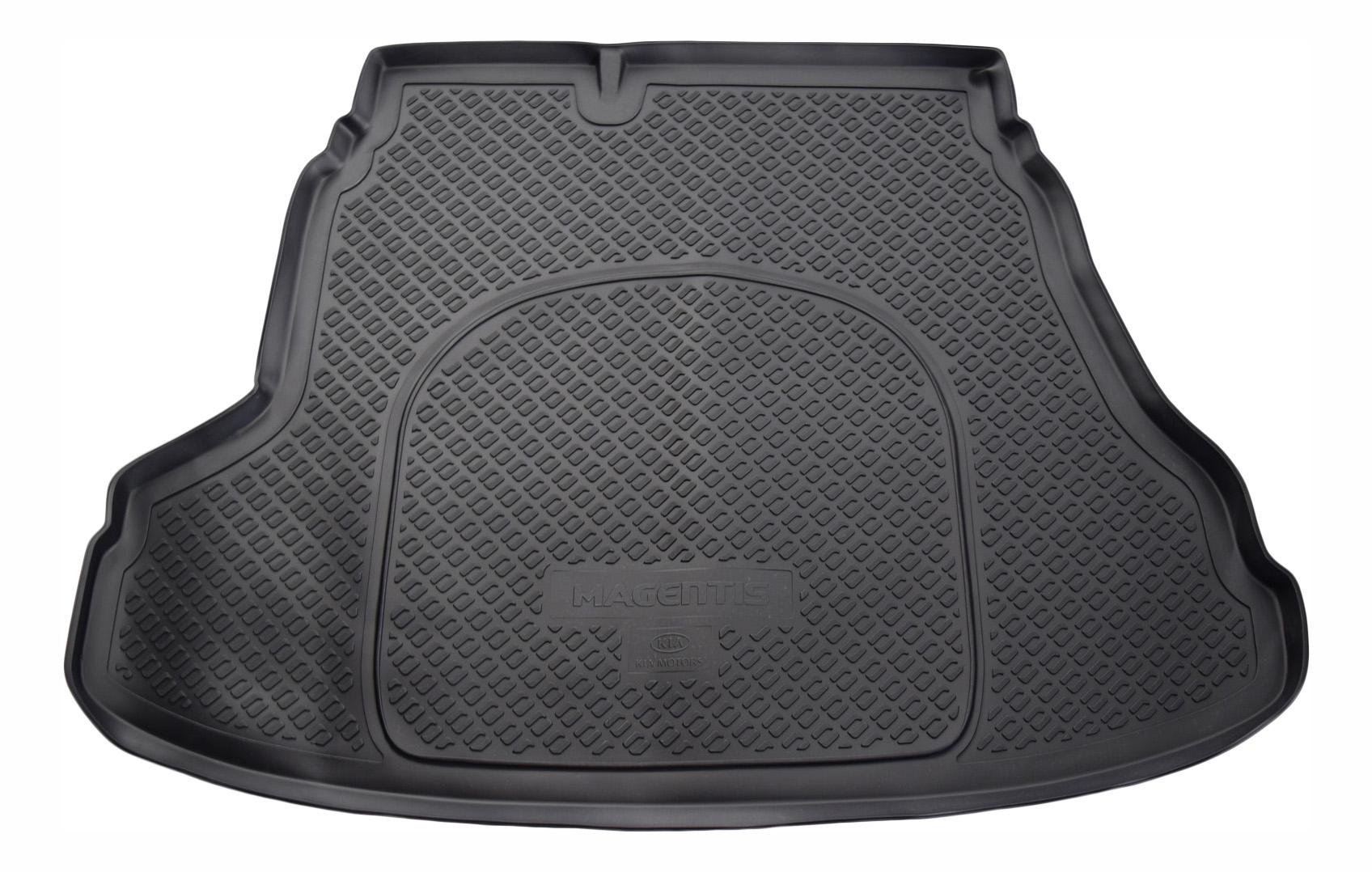 Коврик в багажник автомобиля для KIA Norplast (NPL-P-43-20)