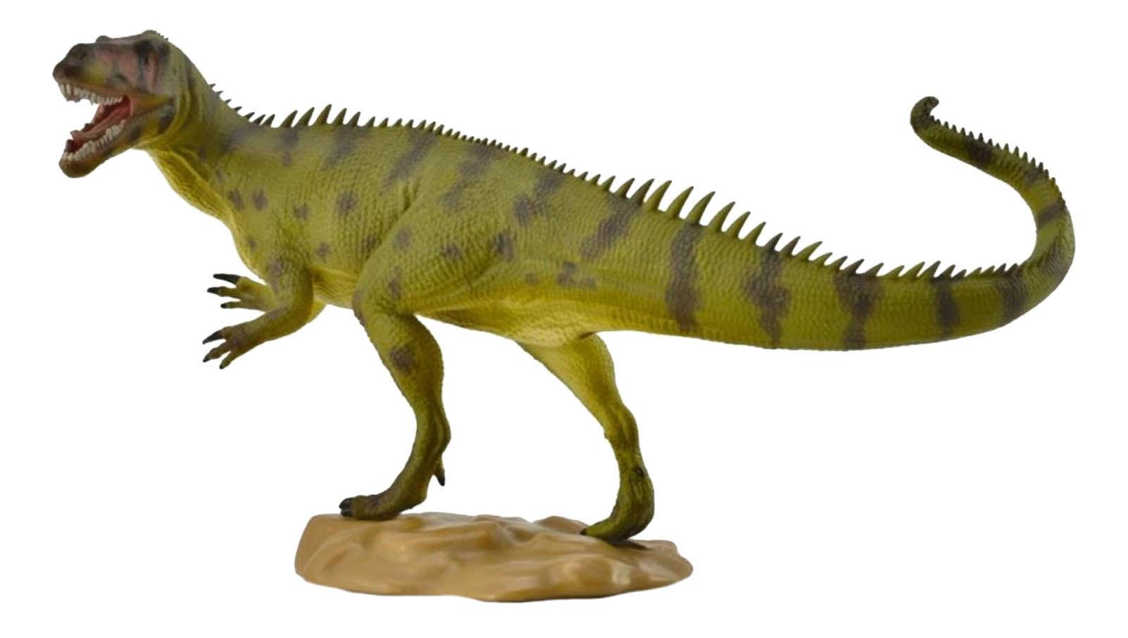 Купить Фигурка динозавра Collecta Тираннозавр с подвижной челюстью, Фигурки животных
