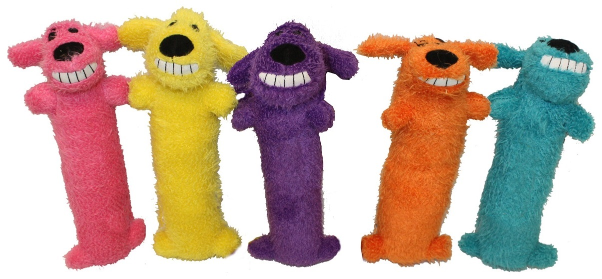 мягкая игрушка, Пищалка для собак V.I.Pet, Пластик, Полиэстер,