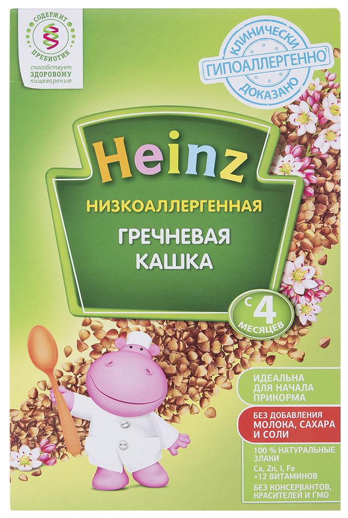 Безмолочная каша Heinz Гречневая c 4 мес 200 г