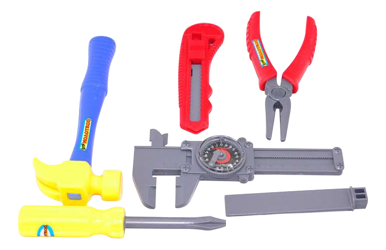Купить Набор игрушечных инструментов Русский стиль ZYK-021C-6,