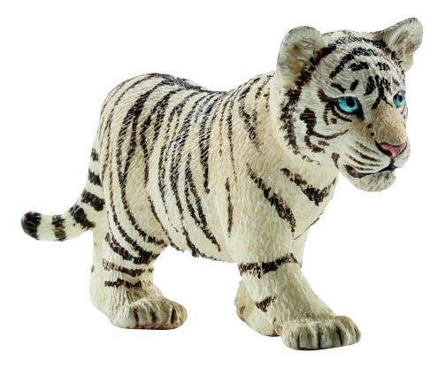 Купить World of Nature Белый тигренок длина, Фигурка животного Schleich World of Nature Белый тигренок, Игровые фигурки