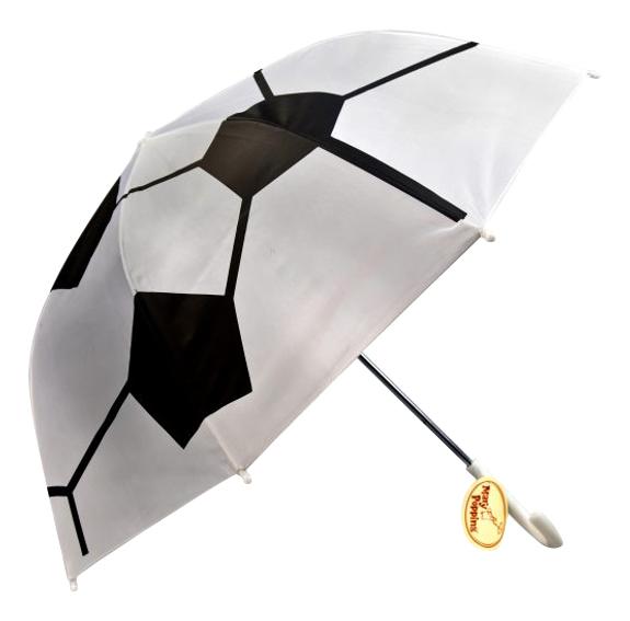 Зонт детский Mary Poppins Футбол 46 см 53504, Детские зонты  - купить со скидкой
